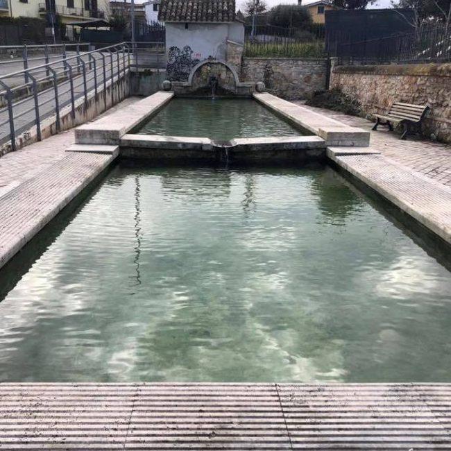Ripulito il fontanile della Bullicaretta