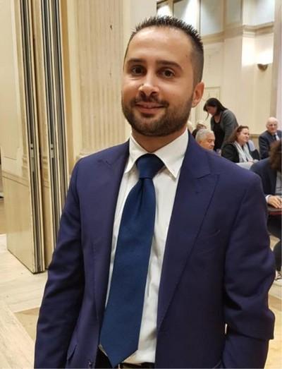 Riccardo Varone Sindaco di Monterotondo appena nominato presidente Anci Lazio