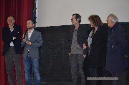Sindaco Varone presenta festival delle cerase presenti Golino e Papaleo